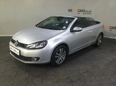 2012 Volkswagen Golf Vi 1.4 Tsi Cabrio C/line  Western Cape