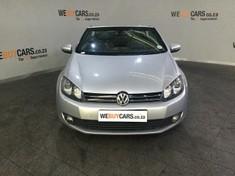 2012 Volkswagen Golf Vi 1.4 Tsi Cabrio Cline  Western Cape Cape Town_3