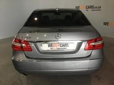 2011 Mercedes-Benz E-Class E 200 Cgi Be  Kwazulu Natal Durban_1