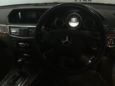 2011 Mercedes-Benz E-Class E 200 Cgi Be  Kwazulu Natal Durban_2