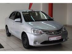 2018 Toyota Etios 1.5 Xi  Mpumalanga