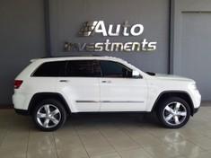 2012 Jeep Grand Cherokee 3.0l V6 Crd Overland  Gauteng Vanderbijlpark_2