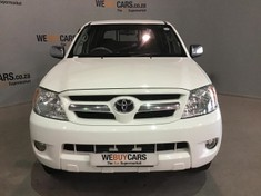 2008 Toyota Hilux 2.7 Vvti Raider Rb Pu Dc  Gauteng Centurion_3