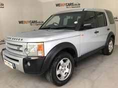 2006 Land Rover Discovery 3 Td V6 Se A/t  Eastern Cape
