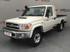 2015 Toyota Land Cruiser 70 4.5D Single cab Bakkie Gauteng Pretoria_0