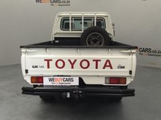 2015 Toyota Land Cruiser 70 4.5D Single cab Bakkie Gauteng Pretoria_1