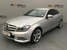 2012 Mercedes-Benz C-Class C250 Cdi Be Coupe A/t  Gauteng