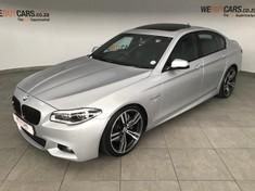 2016 BMW 5 Series 535d M Sport Auto Gauteng