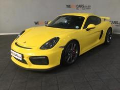 2016 Porsche Cayman GT4 Western Cape