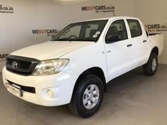 2010 Toyota Hilux 2.5d-4d Srx 4x4 Pu Dc  Eastern Cape Port Elizabeth_0
