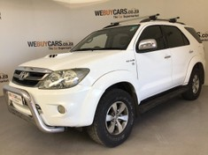 2007 Toyota Fortuner 3.0d-4d Raised Body  Eastern Cape