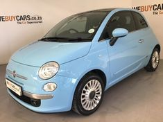 2014 Fiat 500 1.2 Lounge  Eastern Cape Port Elizabeth_0