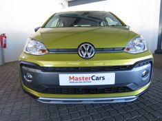2019 Volkswagen Up Cross UP 1.0 5-Door Western Cape Stellenbosch_1
