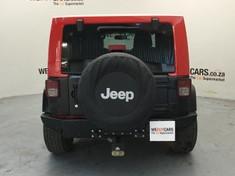 2014 Jeep Wrangler Sahara 3.6l V6 At 2dr  Gauteng Pretoria_1