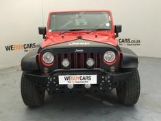 2014 Jeep Wrangler Sahara 3.6l V6 At 2dr  Gauteng Pretoria_3
