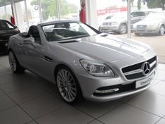 2012 Mercedes-Benz SLK-Class Slk 200 A/t  Kwazulu Natal