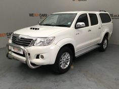 2012 Toyota Hilux 3.0 D-4d Raider 4x4 A/t P/u D/c  Gauteng