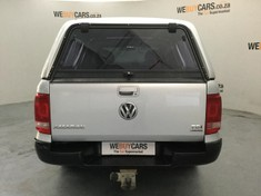 2013 Volkswagen Amarok 2.0tdi Trendline 90kw Dc Pu  Gauteng Pretoria_1