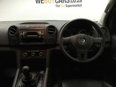 2013 Volkswagen Amarok 2.0tdi Trendline 90kw Dc Pu  Gauteng Pretoria_2