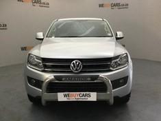 2013 Volkswagen Amarok 2.0tdi Trendline 90kw Dc Pu  Gauteng Pretoria_3