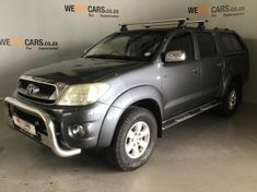 2011 Toyota Hilux 4.0 V6 Raider R/b A/t P/u D/c  Kwazulu Natal
