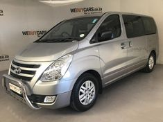 2017 Hyundai H1 2.5 Crdi Wagon A/t  Eastern Cape