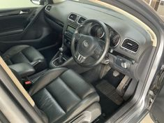 2011 Volkswagen Golf Vi 1.4 Tsi Comfortline  Mpumalanga Middelburg_4