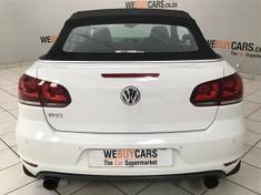 2015 Volkswagen Golf VI GTI 2.0 TSI DSG Cabrio Gauteng