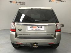 2012 Land Rover Freelander Ii 2.2 Sd4 Se At  Gauteng Centurion_1