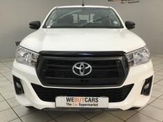 2019 Toyota Hilux 2.4 GD-6 RB SRX Double Cab Bakkie Gauteng Centurion_3