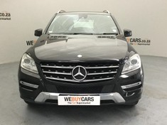 2013 Mercedes-Benz M-Class Ml 250 Bluetec  Gauteng Pretoria_3