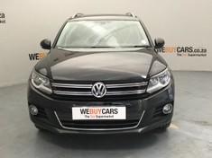 2012 Volkswagen Tiguan 2.0 Tsi  Sprt-styl 4mot Dsg  Gauteng Pretoria_3