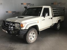 2015 Toyota Land Cruiser 70 4.5D Single cab Bakkie Kwazulu Natal
