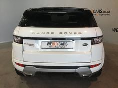2015 Land Rover Evoque 2.2 Sd4 Dynamic  Kwazulu Natal