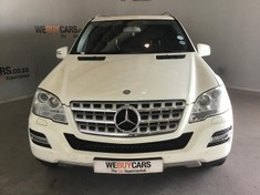 2011 Mercedes-Benz M-Class Ml 500 At  Kwazulu Natal Durban_3