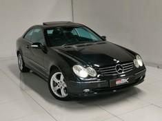2005 Mercedes-Benz CLK-Class Clk 500 Coupe  Gauteng