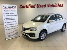2018 Toyota Etios 1.5 Xs  Western Cape