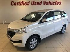 2019 Toyota Avanza 1.5 SX Western Cape