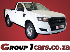 2017 Ford Ranger 2.2TDCi XL 4X4 Single Cab Bakkie Western Cape