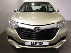 2018 Toyota Avanza 1.5 SX Kwazulu Natal Pinetown_1