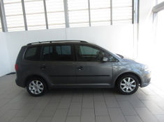 2012 Volkswagen Touran 1.2 Tsi Trendline  Eastern Cape Port Elizabeth_2