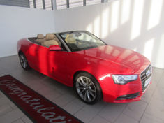 2013 Audi A5 2.0 TFSi CAB Multi Eastern Cape Port Elizabeth_0