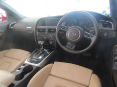2013 Audi A5 2.0 TFSi CAB Multi Eastern Cape Port Elizabeth_2