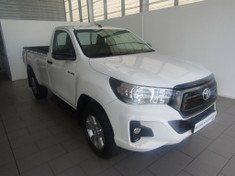 2019 Toyota Hilux 2.4 GD-6 SRX 4X4 Single Cab Bakkie Eastern Cape