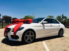 2018 Mercedes-Benz C-Class C200 AMG line Auto Gauteng