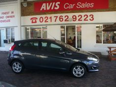2013 Ford Fiesta 1.0 Ecoboost Trend 5dr  Western Cape Cape Town_1