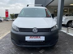 2014 Volkswagen Caddy 1.6i 75kw Fc Pv  North West Province Rustenburg_1