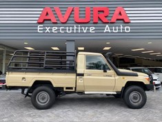 2012 Toyota Land Cruiser 79 4.2d 60th Ed P/u S/c  North West Province