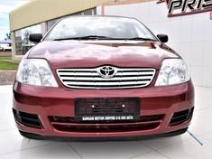 2007 Toyota Corolla 160i Gle At  Gauteng De Deur_3