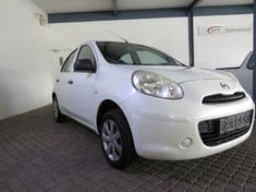 2011 Nissan Micra 1.2 Visia+ 5dr (d82)  Western Cape